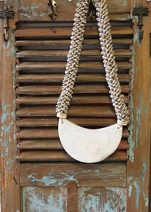 Seashell Luxe Love Decor