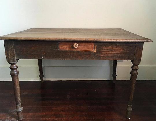 Antique Handcrafted Desk