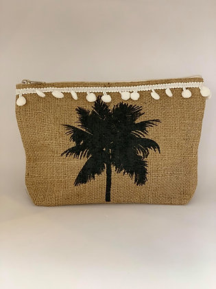Palm Tree Clutch