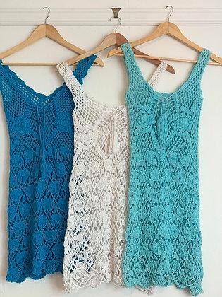 Crochet Beach Cover