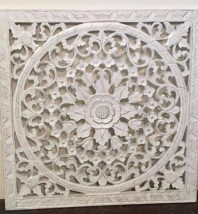 Intricate Mandala Wall Panel