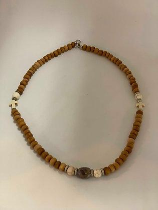 Sandalwood Necklace