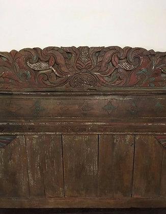 Rustic Balinese Wall Panel