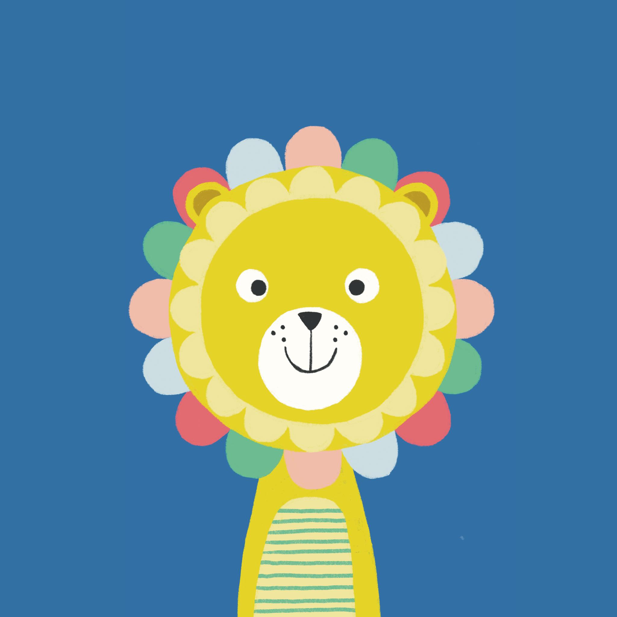 Lion_IKEA
