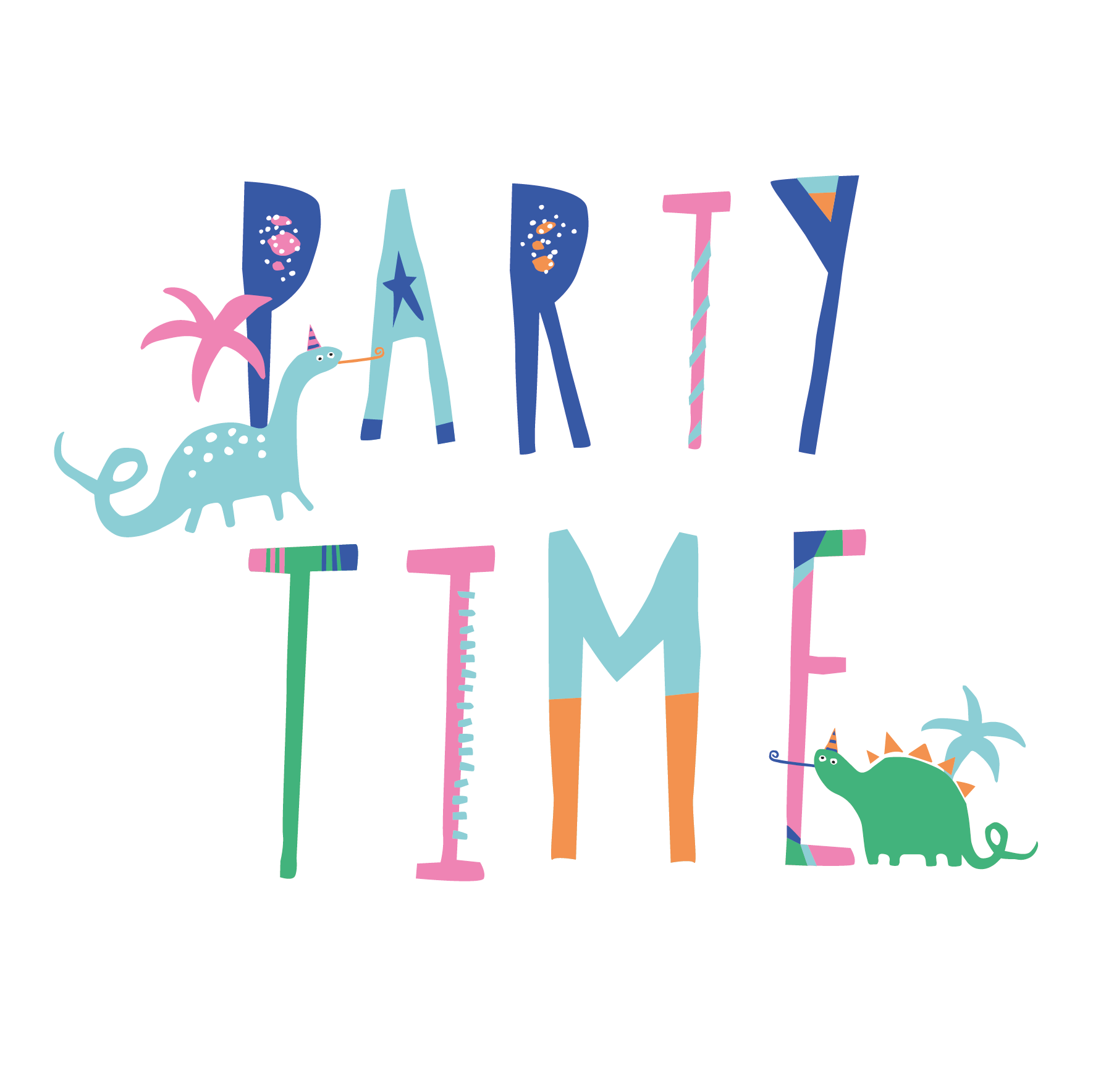 party time dino