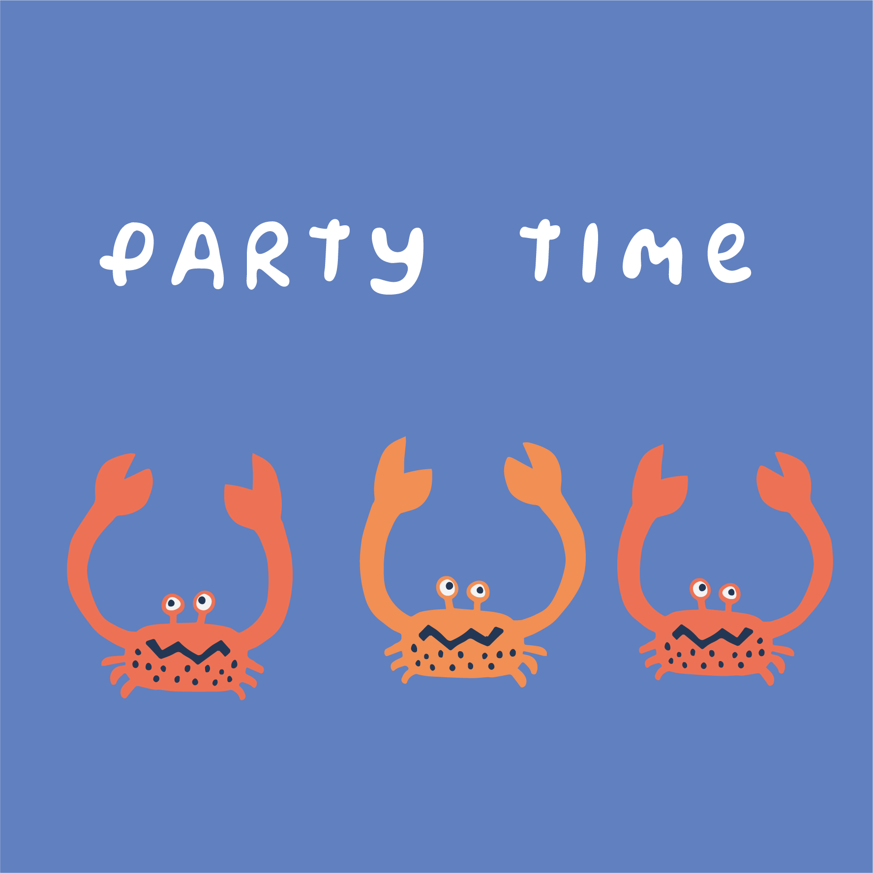party crabs