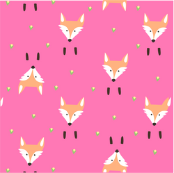 FOX PRINT - APAREL