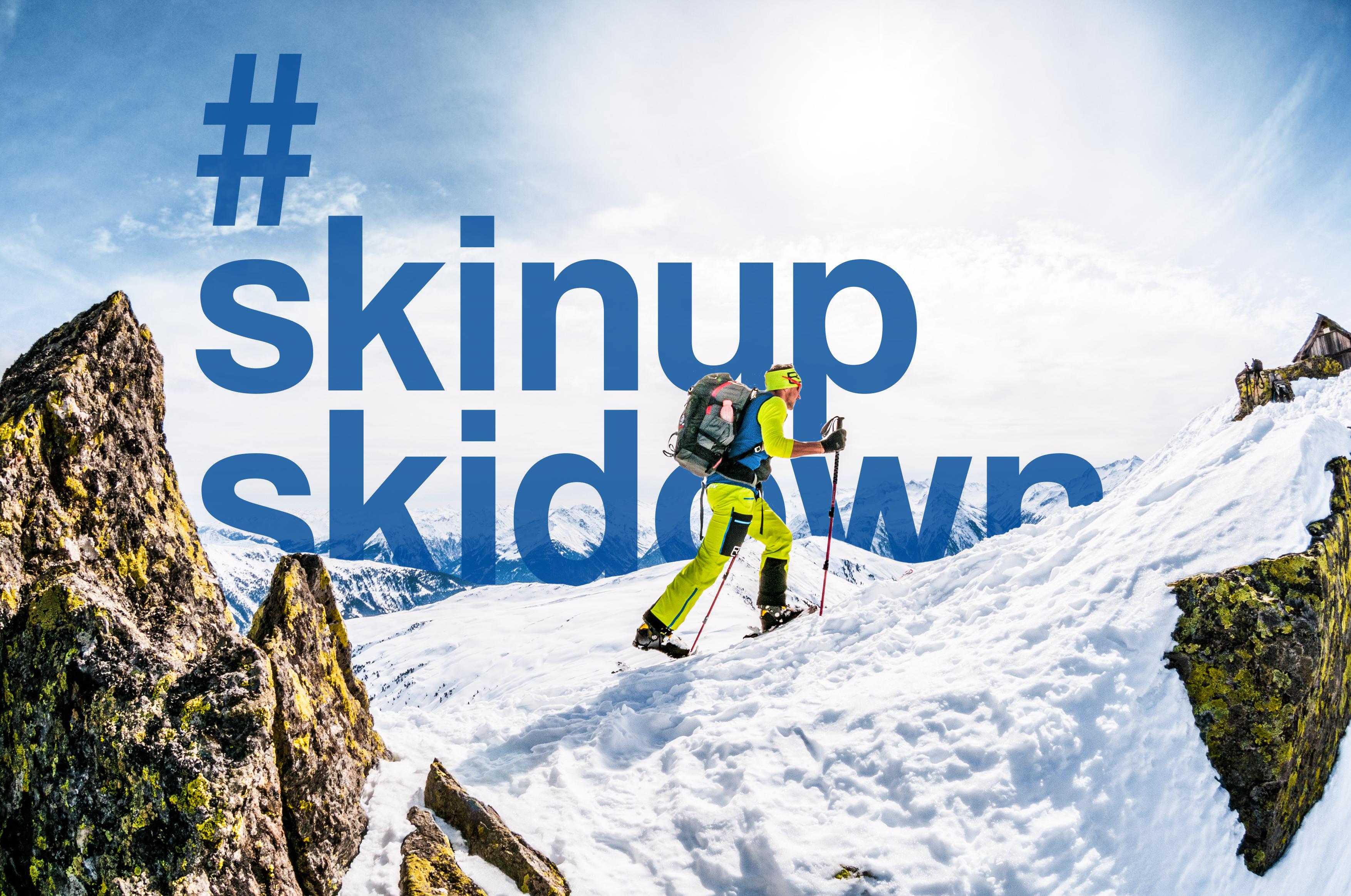 #SKINUP-SKIDOWN