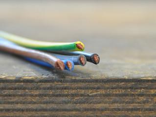 ¿Cómo se aumenta la capacidad de un empalme eléctrico?