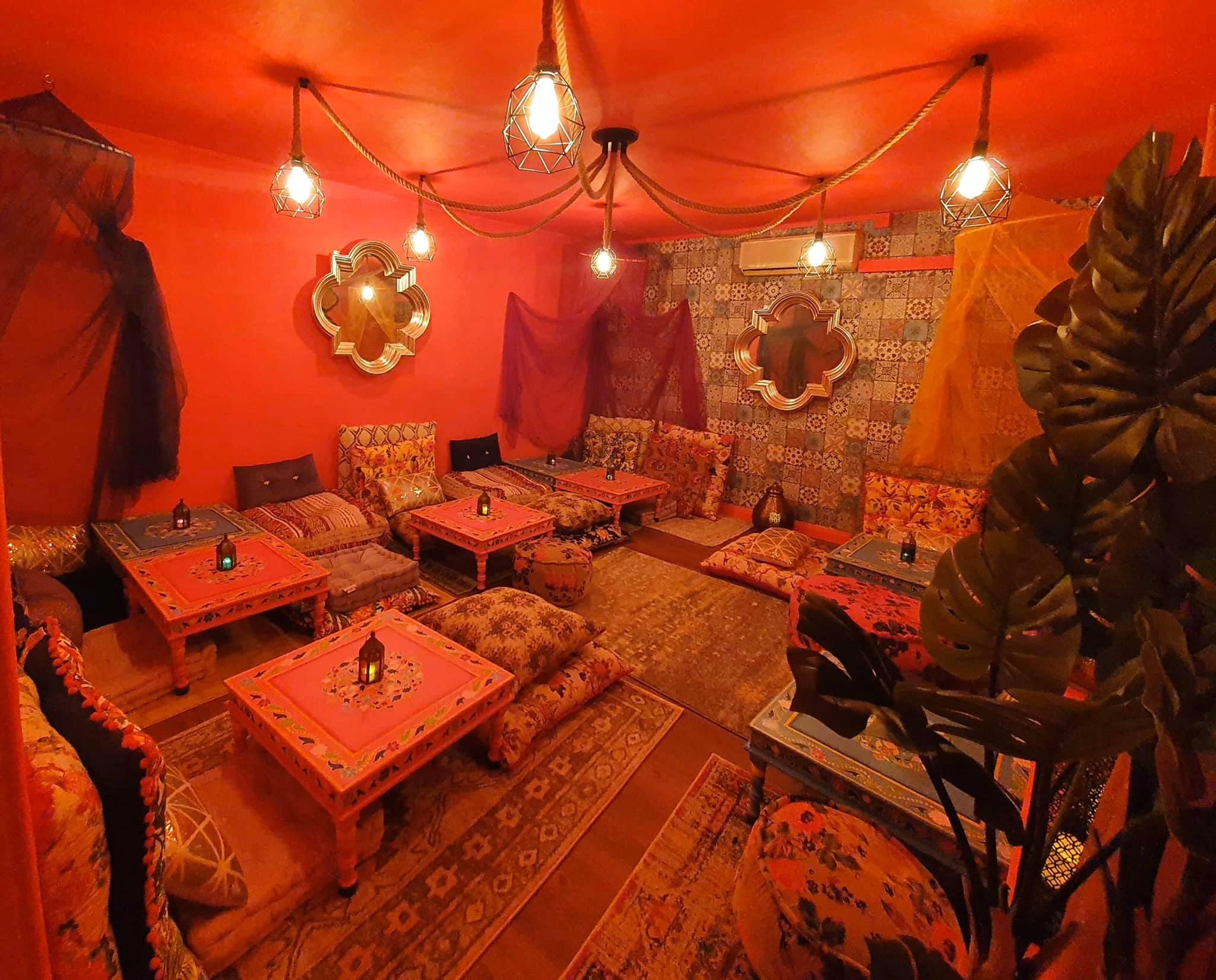 The Bohemian Room