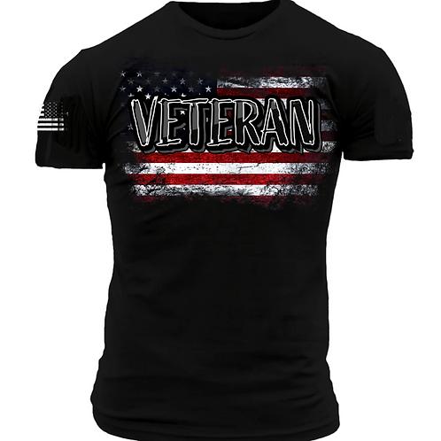Veteran Flag Tee