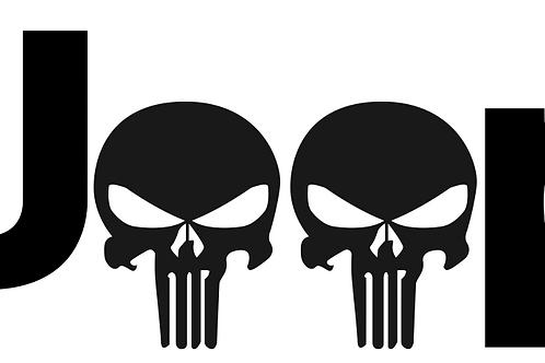 Punisher Jeep Logo