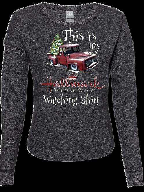 Hallmark Watching Sweater