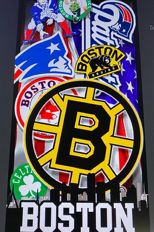 Boston Sports BRUINS Focus