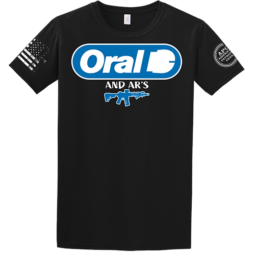 Oral and AR's Tee