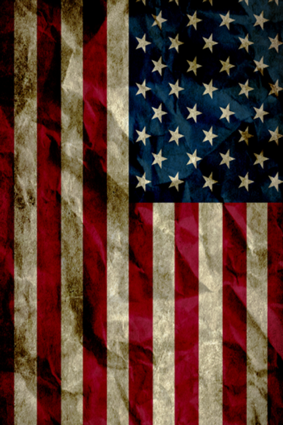 copy of Vintage American Flag 02
