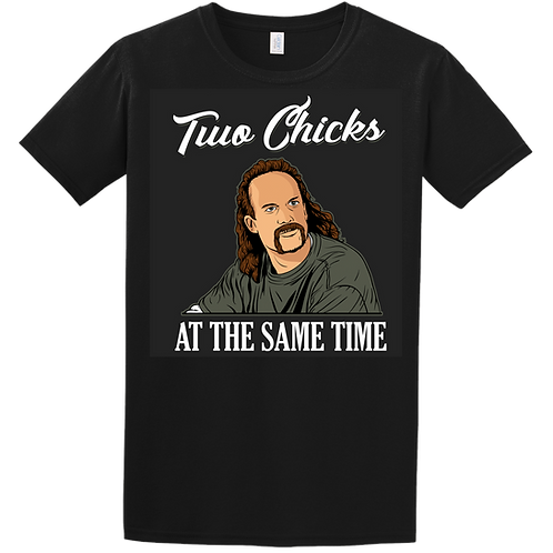 Two Chicks Tee