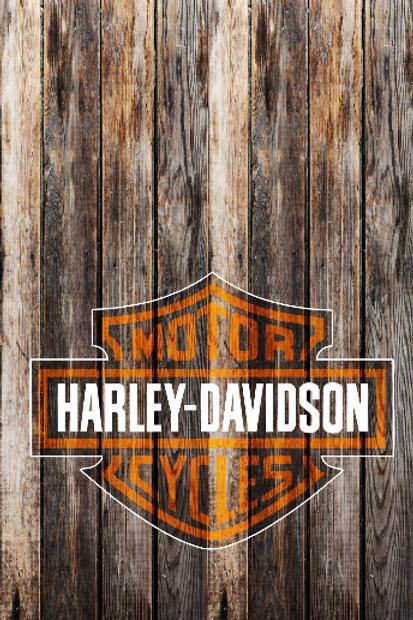 Harley Wood Grain