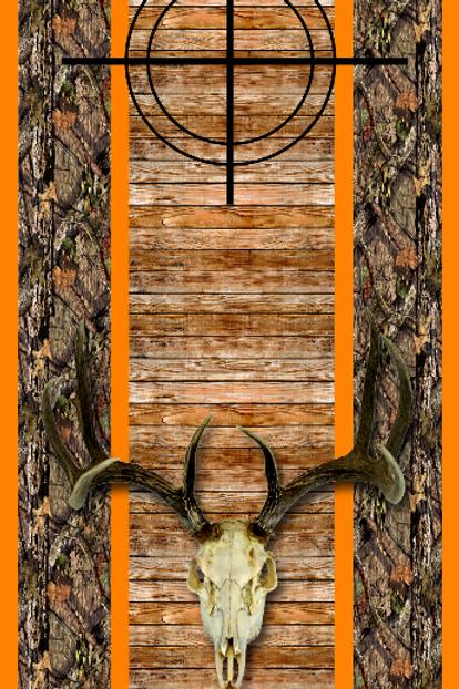 Deer Skull Target
