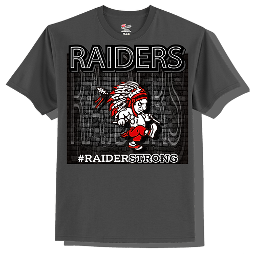 Raider Strong Tee