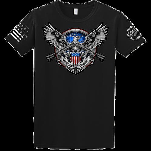 2nd Amendment Eagle Tee