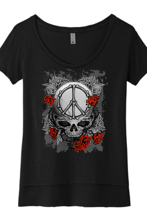 Skull and Roses Scoop