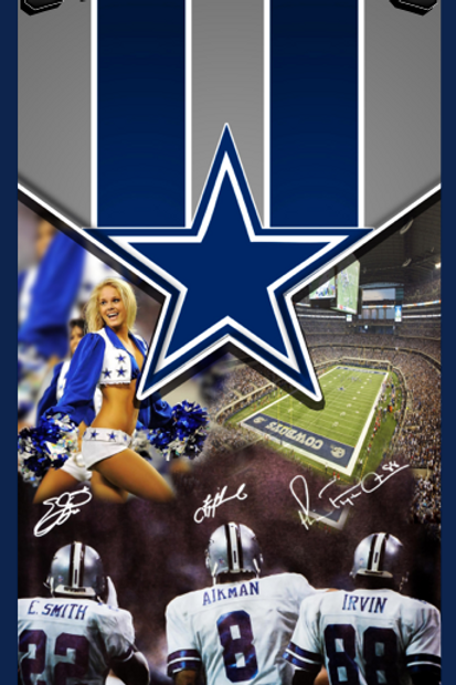 Cowboys Collage