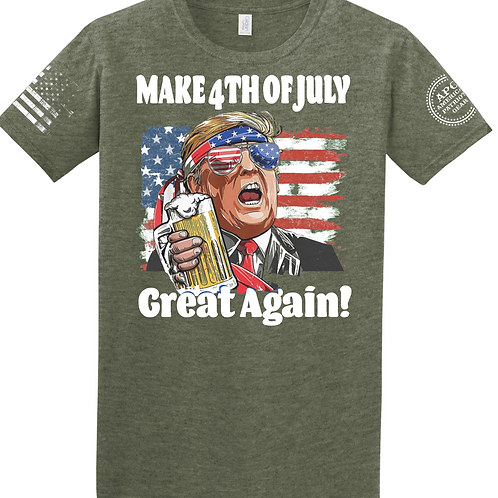 Make the 4th Great Again