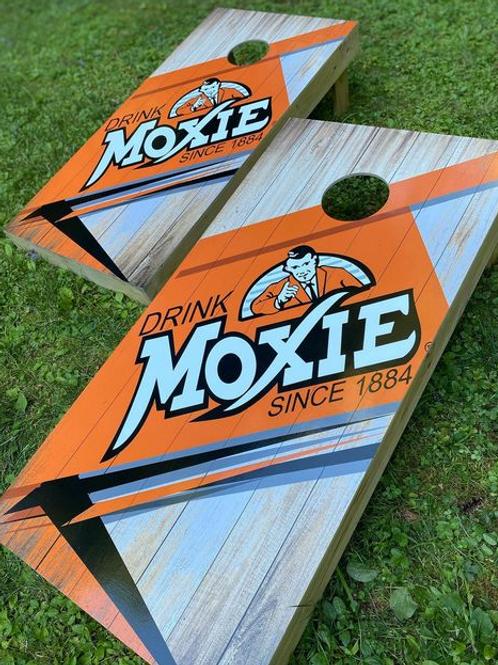 Moxie Corn Hole Skins