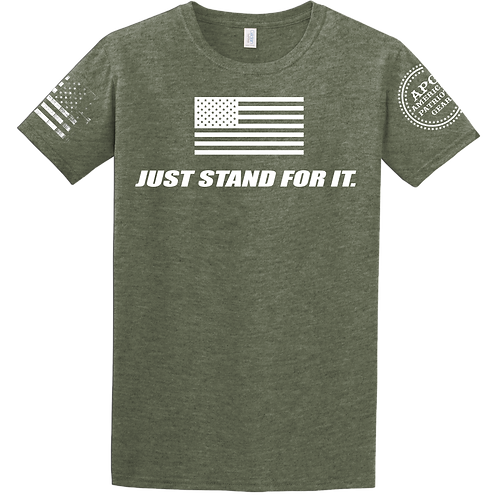 Just Stand For It Tee