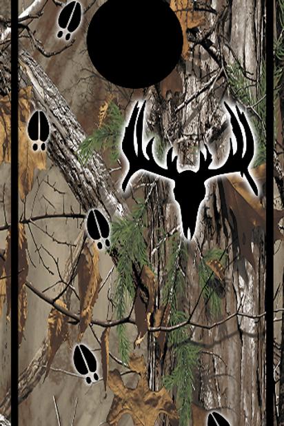 Deer Skull Camo