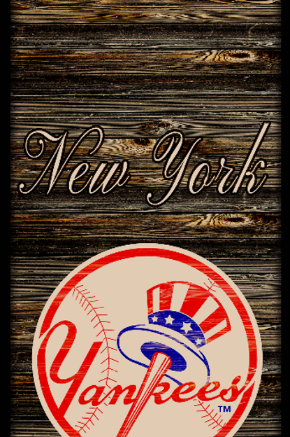Yankees Wood Look
