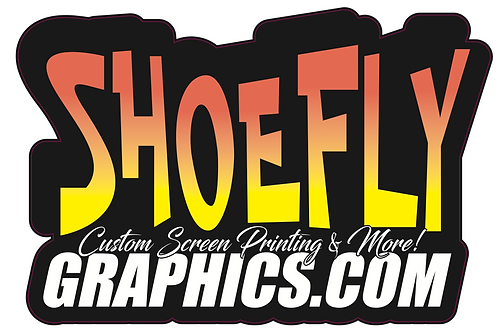 SHOEFLY DECAL
