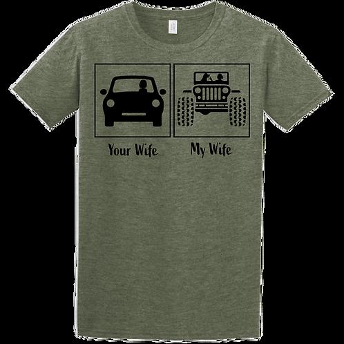 My Wife Jeep Tee