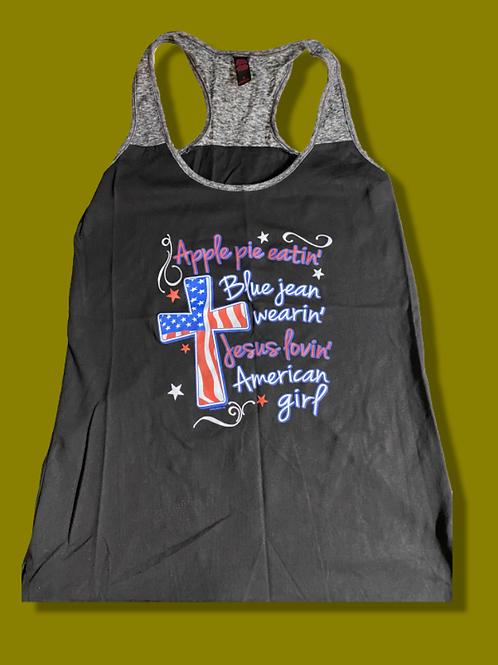 All American Girl Tank