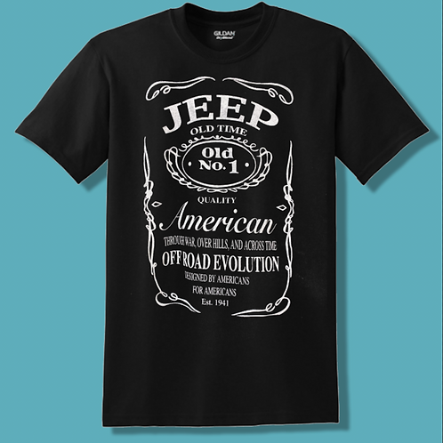 JD Jeep Tee