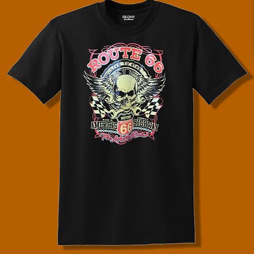 RT. 66 Skull Tee
