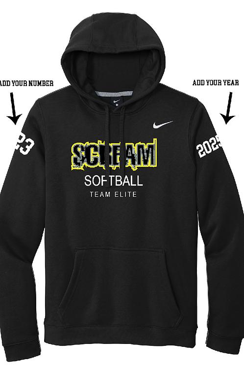 Scream Nike Elite Hoodie
