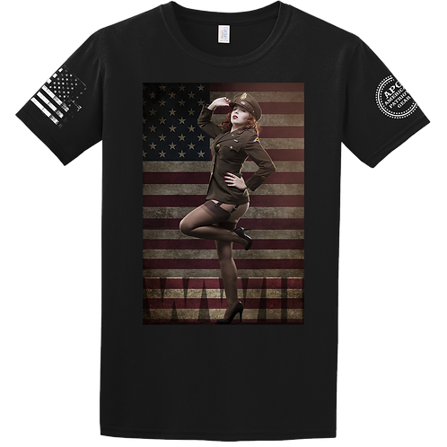 WWII Officer Tee