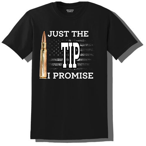 Just The Tip Tee