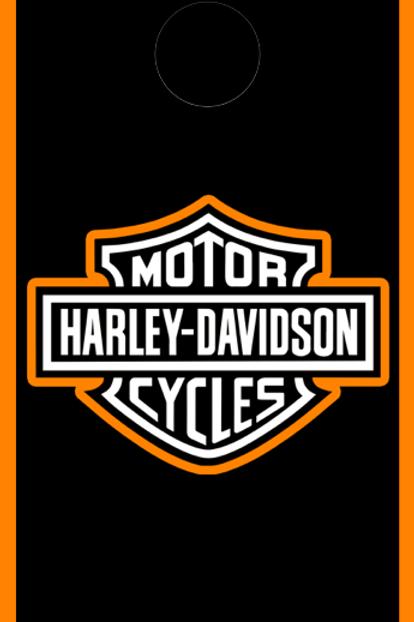 Harley Black BG