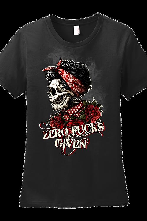 ZERO F*%$ GIVEN SCOOP