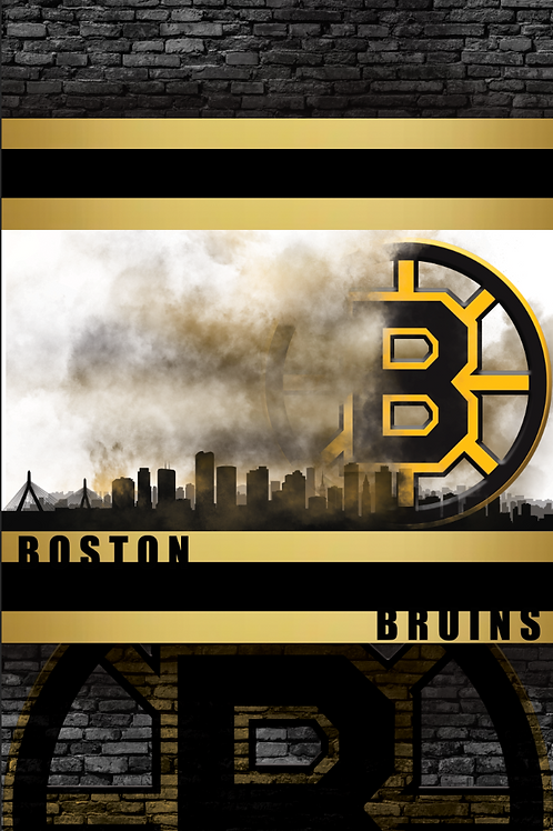 Bruins City Sand Storm Skins