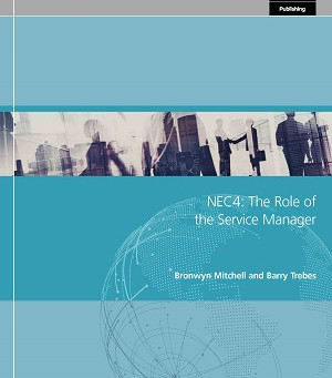 NEC4: Role of the Service Manager