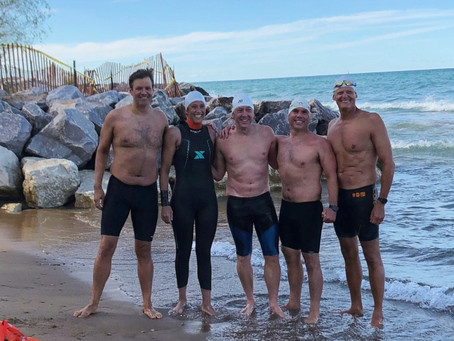 24-Hour Swim Recap