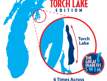 A Dream Deferred and New Light: Torch Lake: August 4th-6th 2021