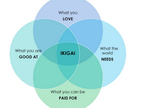 3 Steps to Find Your IKIGAI