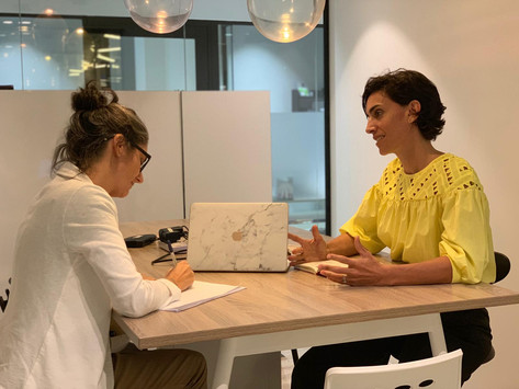 Interview with Geraldine Gauthier by the French Chamber Startups & Entrepreneurs Committee