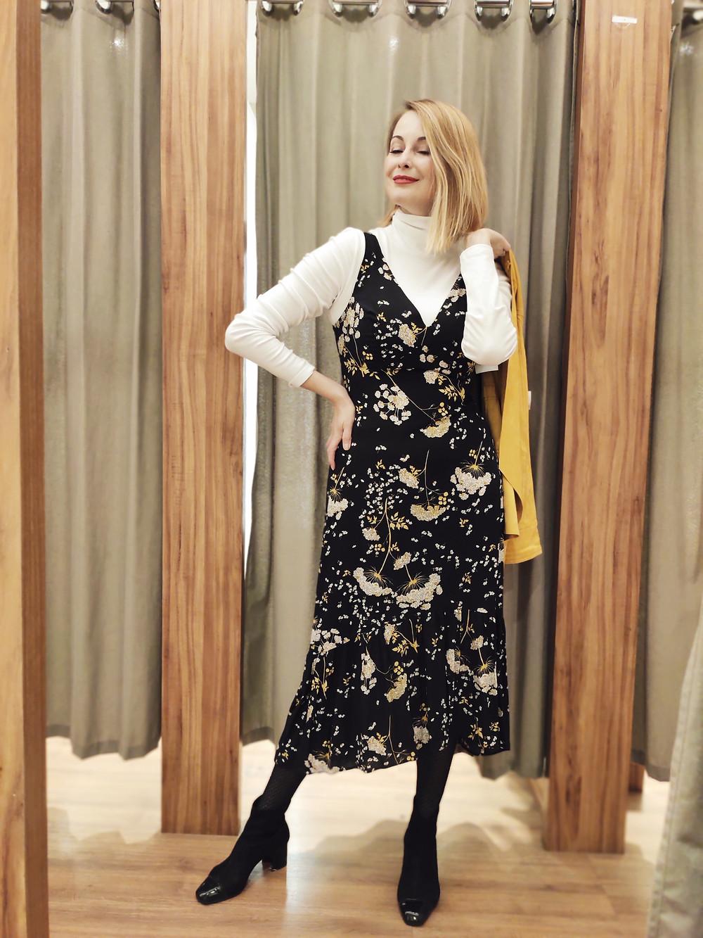 Cíntia Cortez _ look de inverno _ fast fashion