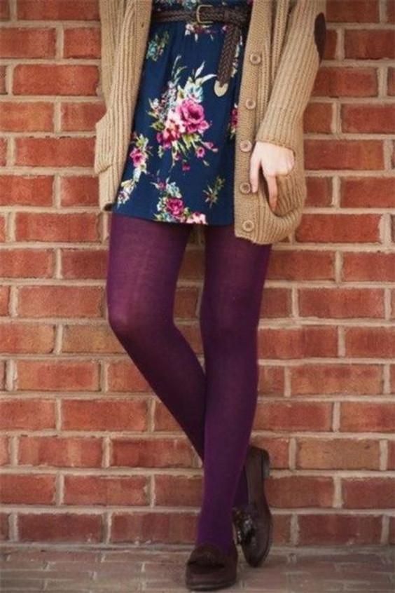 Cintia Cortez_vestido foral no inverno 14